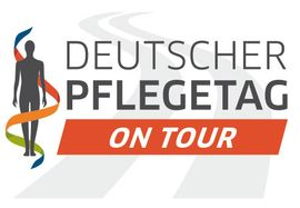 Deutscher Pflegetag On Tour Logo